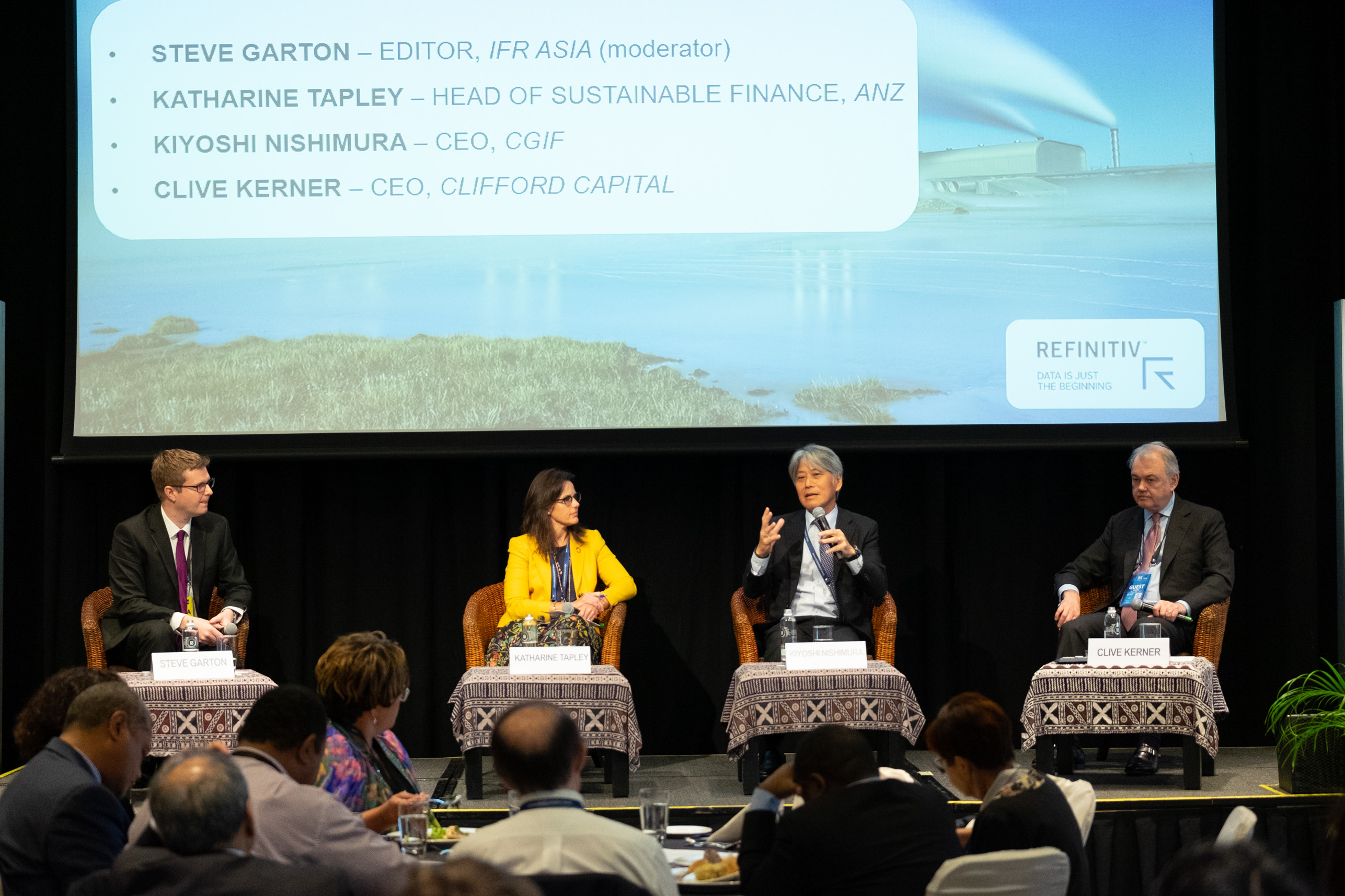 Mobilizing Capital Markets for Sustainable Infrastructure