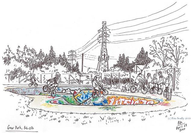 Palo alto skate park