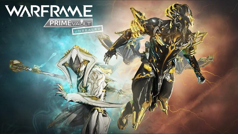 Warframe: Prime Vault