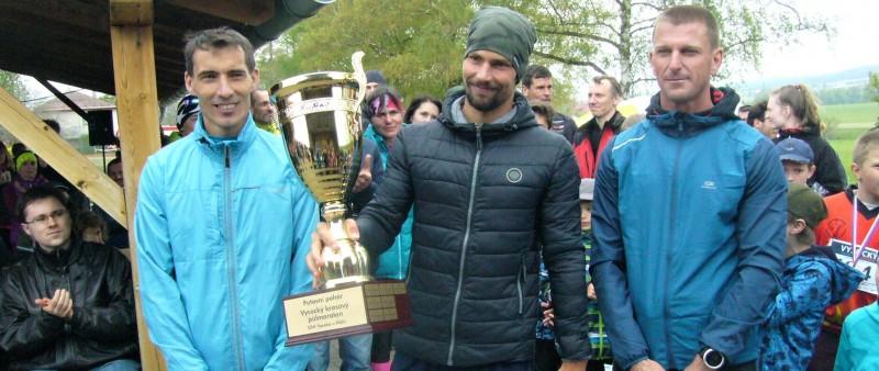 Vysocký půlmaraton: Veslař porazil běžecké specialisty
