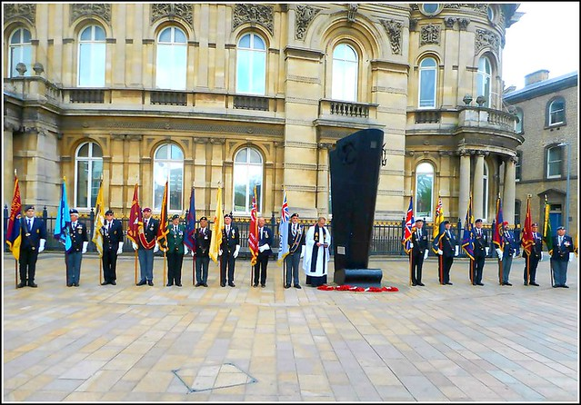 City Centre Memorial Service ..