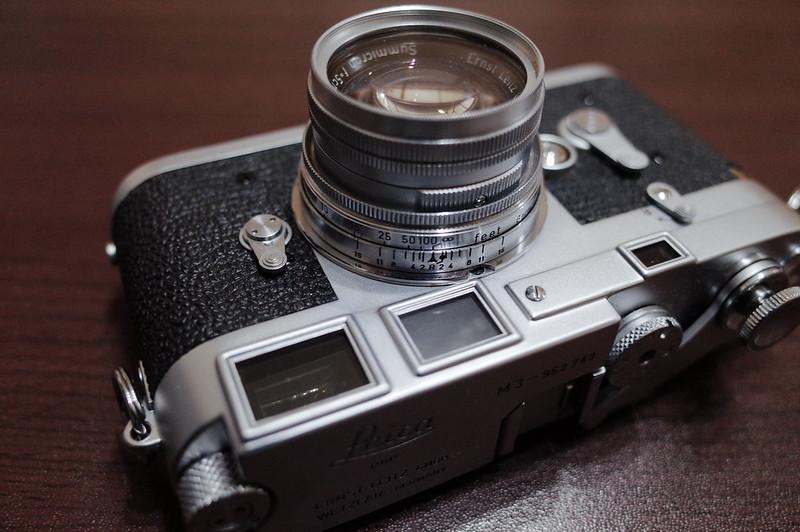 Leica M2+Leitz Summarom 50mm f2