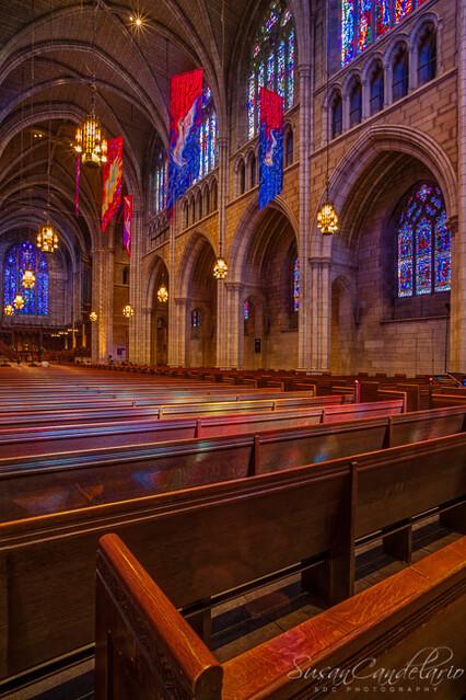 The Chapel At Princeton University