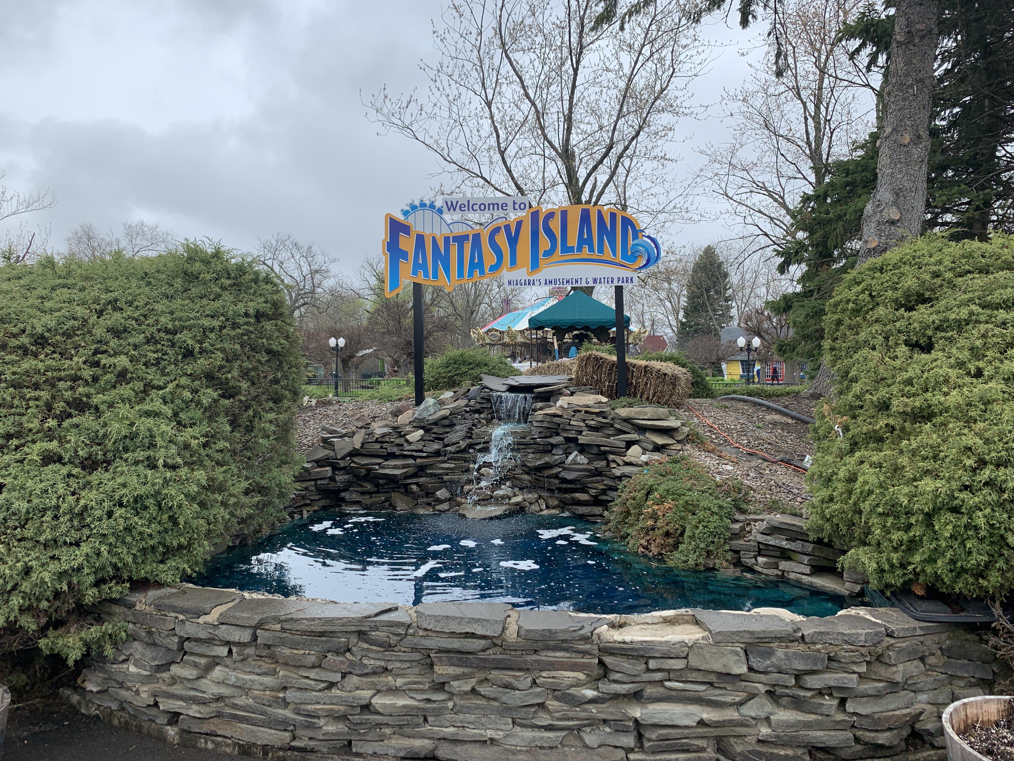 Martin's Fantasy Island 2019