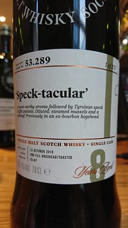 SMWS 53.289 - 'Speck-tacular'