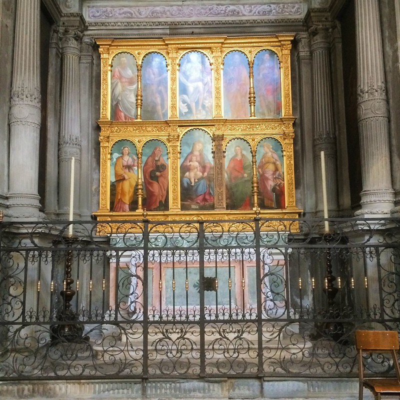 Сан Спирито в Бергамо