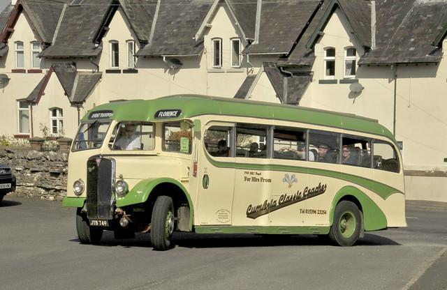 JTB749 Cumbria Classic Coaches