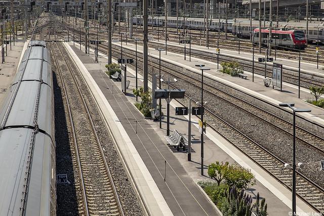 Gare de Nice-Ville; Nice, Alpes-Maritimes, France