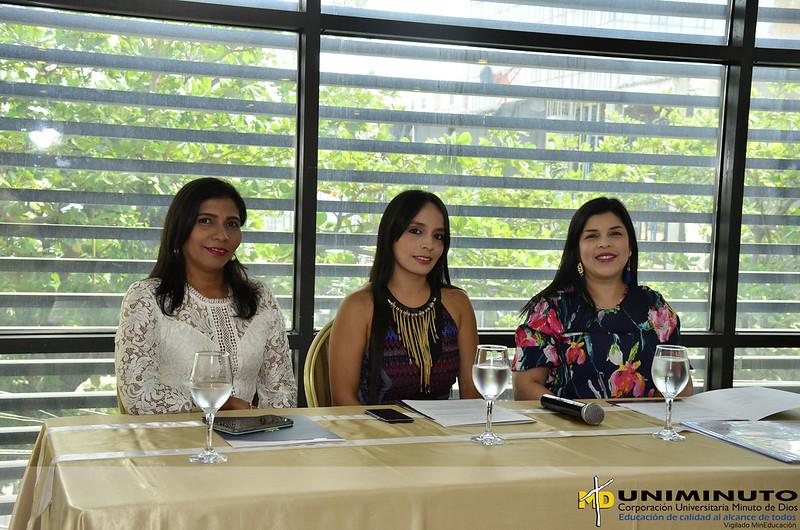 Primera Promoción de Especialistas Centro Regional Santa Marta
