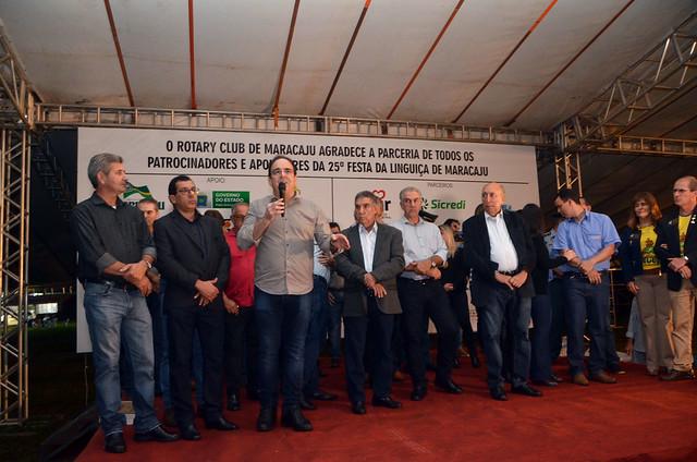 25ª festa da linguiça de Maracaju