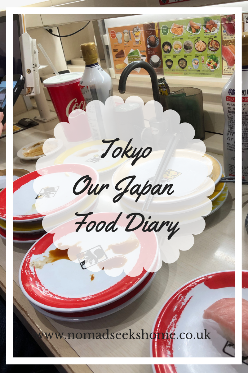 Tokyo: Our Japan Food Diary