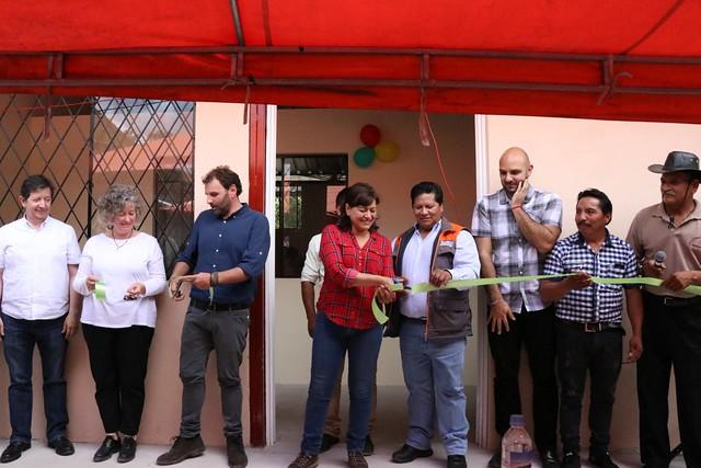 180.000 DÓLARES INVERTIDOS EN LA CONSTRUCCIÓN DEL CENTRO DE TORREFACCIÓN DEL CAFÉ EN CARCHI