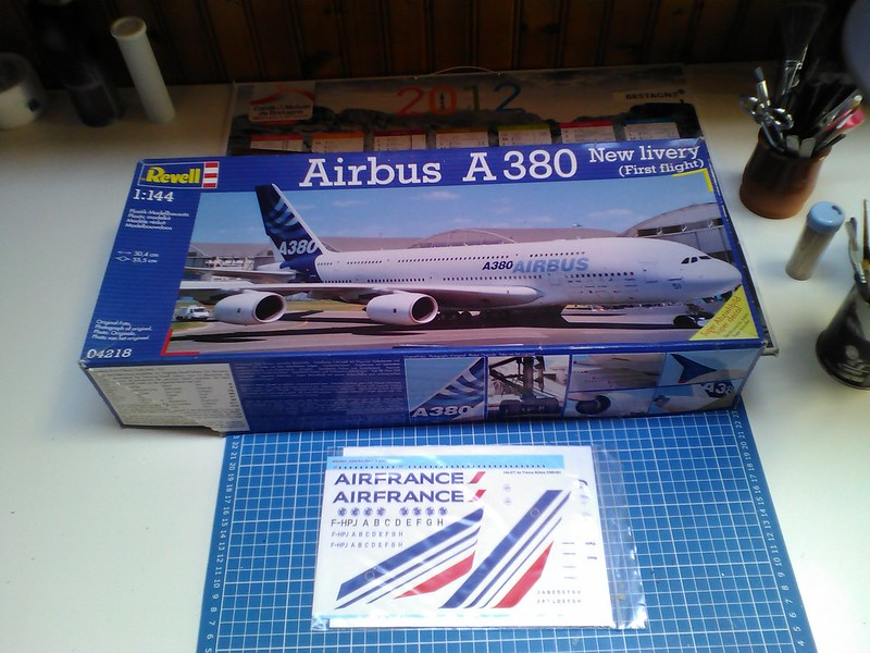 Airbus A380 Revell 1/144 47736916142_00b4ba1d4b_c