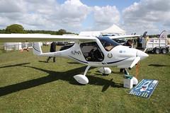 G-RTEN Pipistrel Alpha Trainer [858 AT 912B] Popham 040519