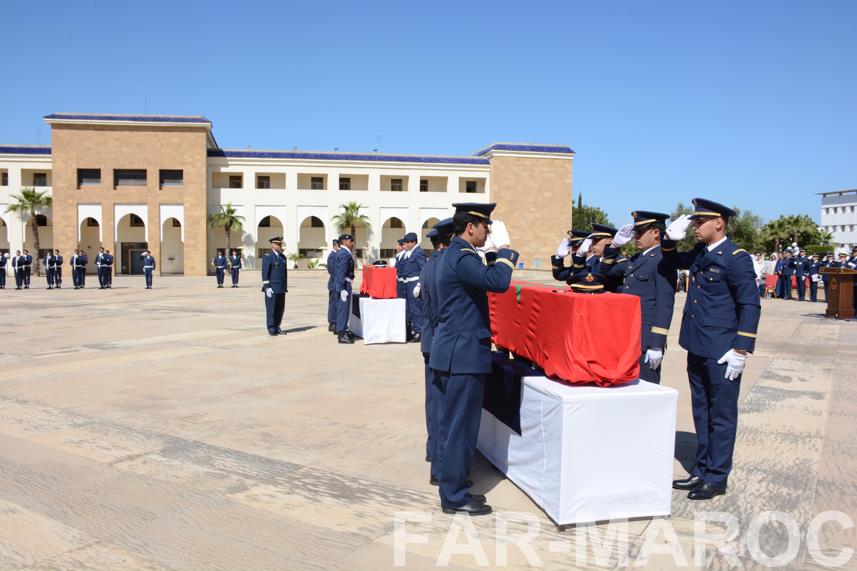 Funérailles de feu le lt colonel Najib El Hadrati et du A/C Hassan Tazi 47737405701_c2d31f257b_o