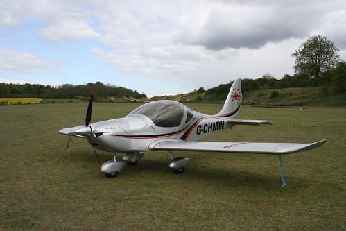 G-CHMW Evektor EV-97 [LAA 315B-15158] Popham 040519