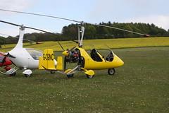 G-CGNC AutoGyro Europe MTO [RSUK MTOS 035] Popham 040519