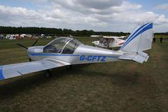 G-CFTZ Evektor EV-97 [2007-3202] Popham 040519