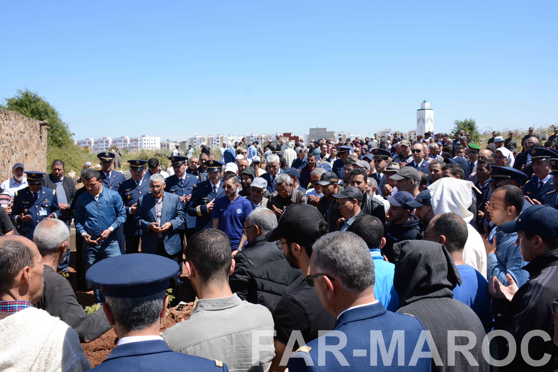 Funérailles de feu le lt colonel Najib El Hadrati et du A/C Hassan Tazi 47737519771_5f36fd19cf_o