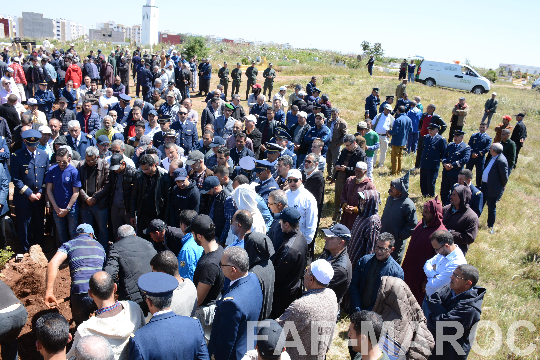 Funérailles de feu le lt colonel Najib El Hadrati et du A/C Hassan Tazi 47737532761_d5a81ddfe5_o