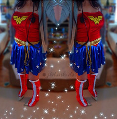 Wonder Woman #cosplay