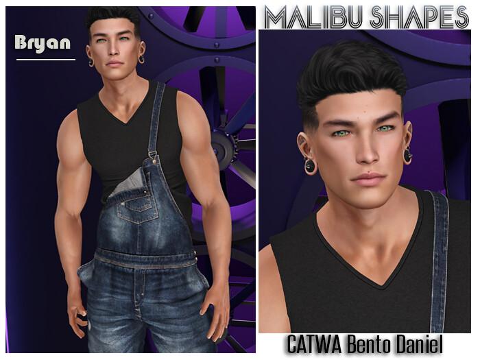 Malibu Shape – Bryan – CATWA Bento Daniel