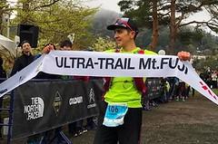 Thévenard vítězí na stomílovce kolem Fuji