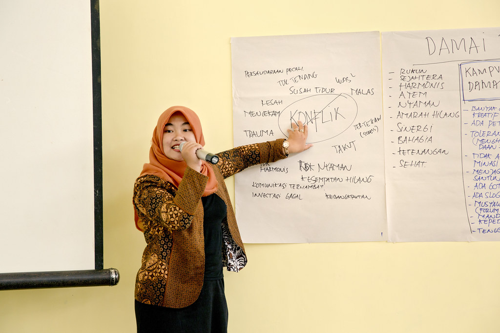Indonesia - Community Peacebuilding Discussions | Indonesia.… | Flickr