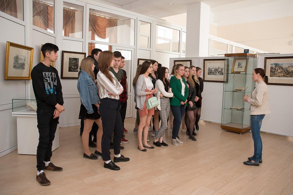 Научный сотрудник музея «Тарханы» Федорова Мария рассказывает о выставке «Охота питала и литературу» из собрания музея И.С. Тургенева