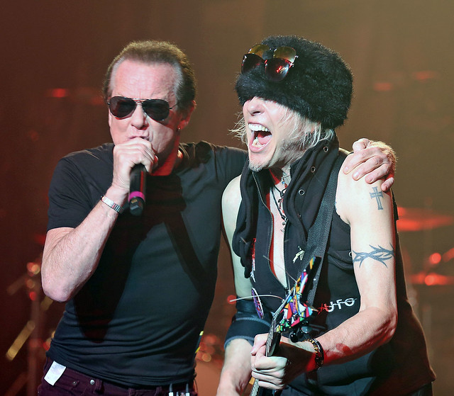 Graham Bonnet & Michael Schenker