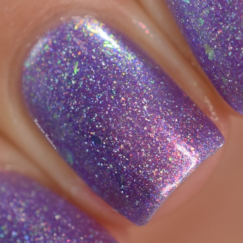 Girly Bits Crocus Pocus swatch