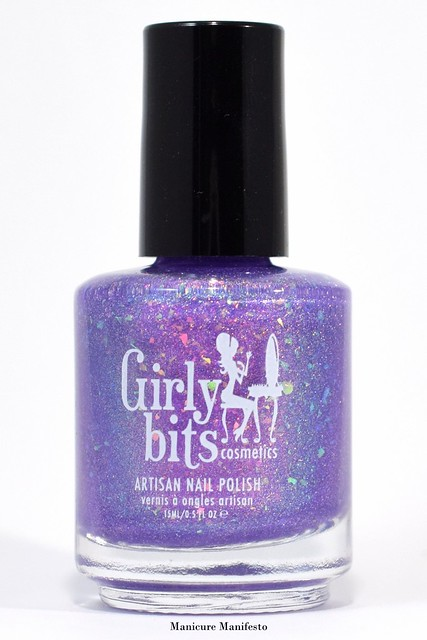Girly Bits Crocus Pocus