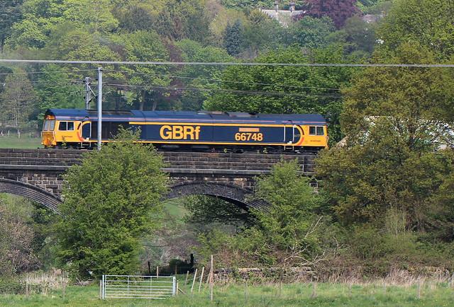 GBRF Class 66, 66748