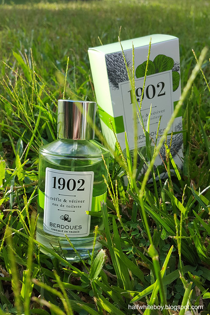 halfwhiteboy - 1902 Trefle & Vetiver EDT by Parfums Berdoues