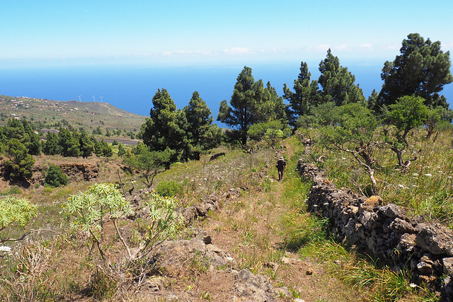Part two Mazo to Fuencaliente, La Palma