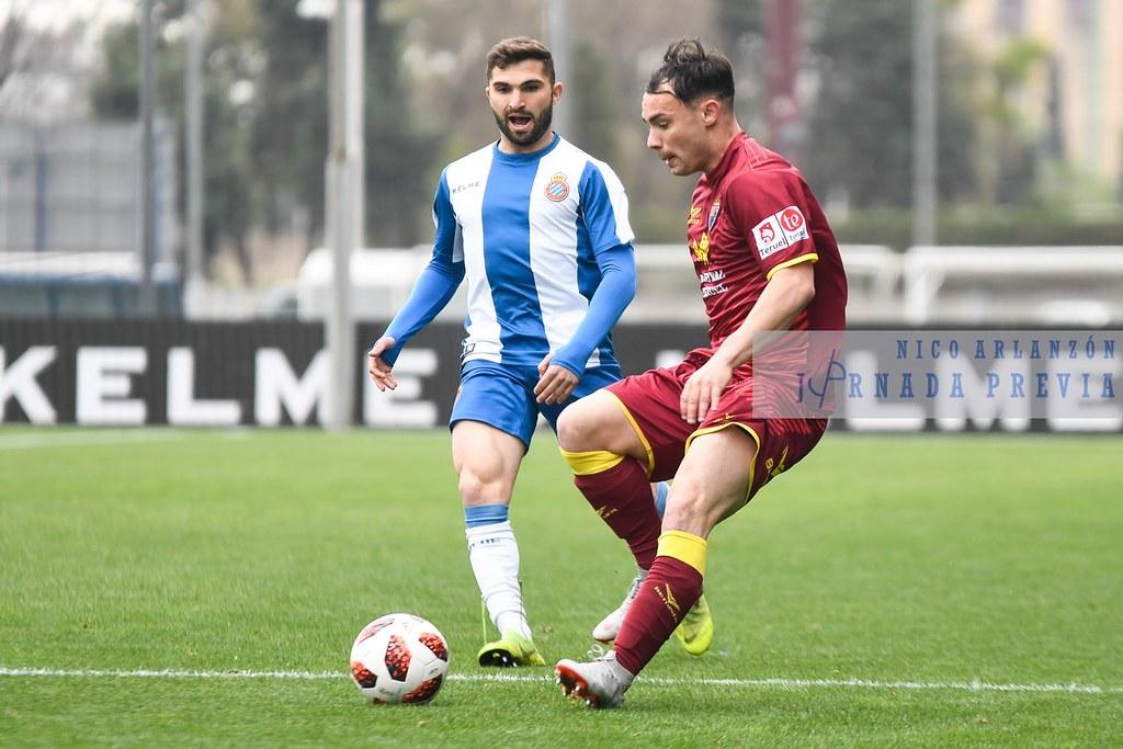 RCD Espanyol B - CD Teruel