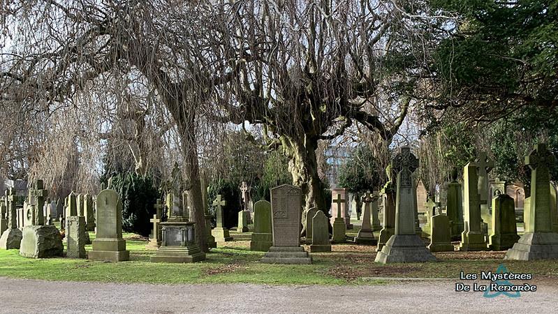Dean Village Cemetery