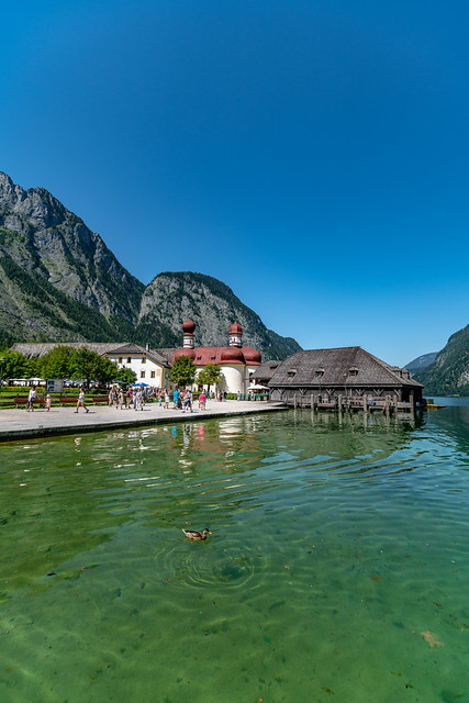 Kings Lake, Bavaria Germany
