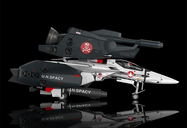 MINIMUM FACTORY 《超時空要塞:愛‧還記得嗎》「VF-1  Super/Strike  Valkyrie(Fighter型態)」大尺寸組裝模型! VF-1 スーパー/ストライク ファイター バルキリー