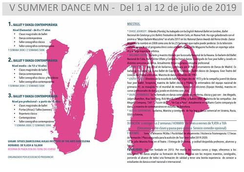 Summer Dance Tour 2019