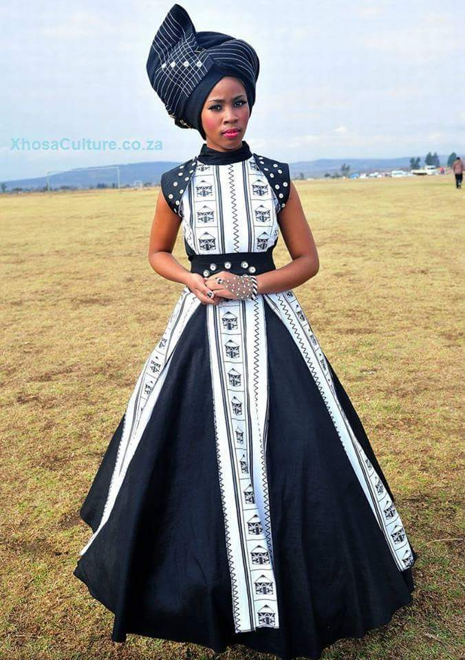 Modern Xhosa Traditional Outfits 2019