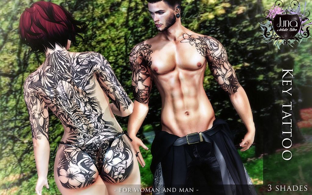 Kei tattoo - TeleportHub.com Live!