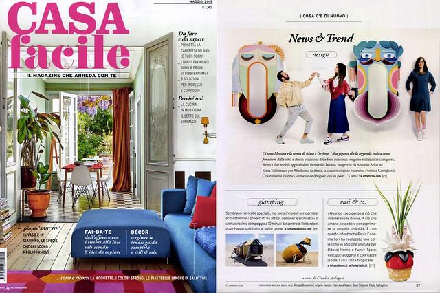 altreforme | Casa Facile | Mata&Grifo cabinets