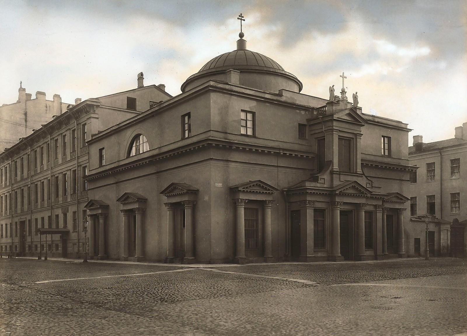 13. Церковь Св.Станислава