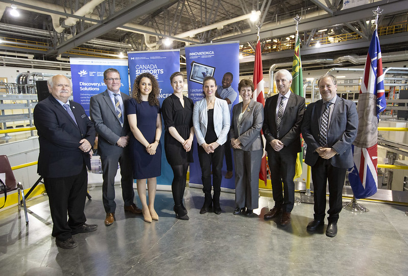 Major Science Initiatives funding announcement - Annonce de financement des Fonds des initiatives scientifiques majeures
