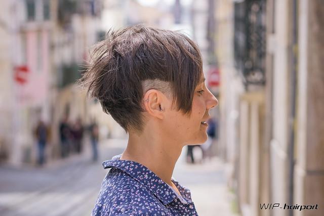 Haircut by Sílvia