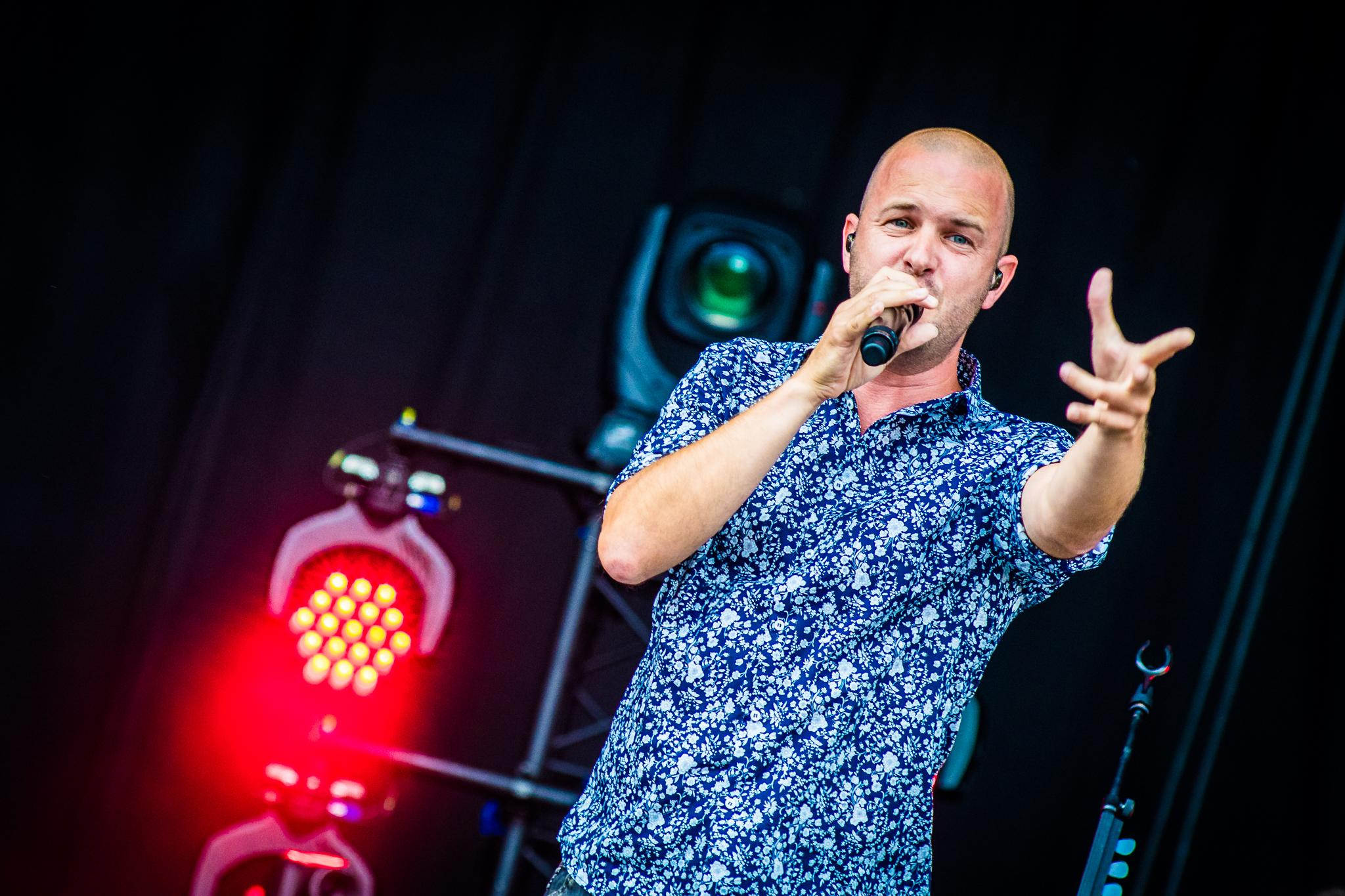 Stan Van Samang @ Suikerrock 2018 (© Timmy Haubrechts)