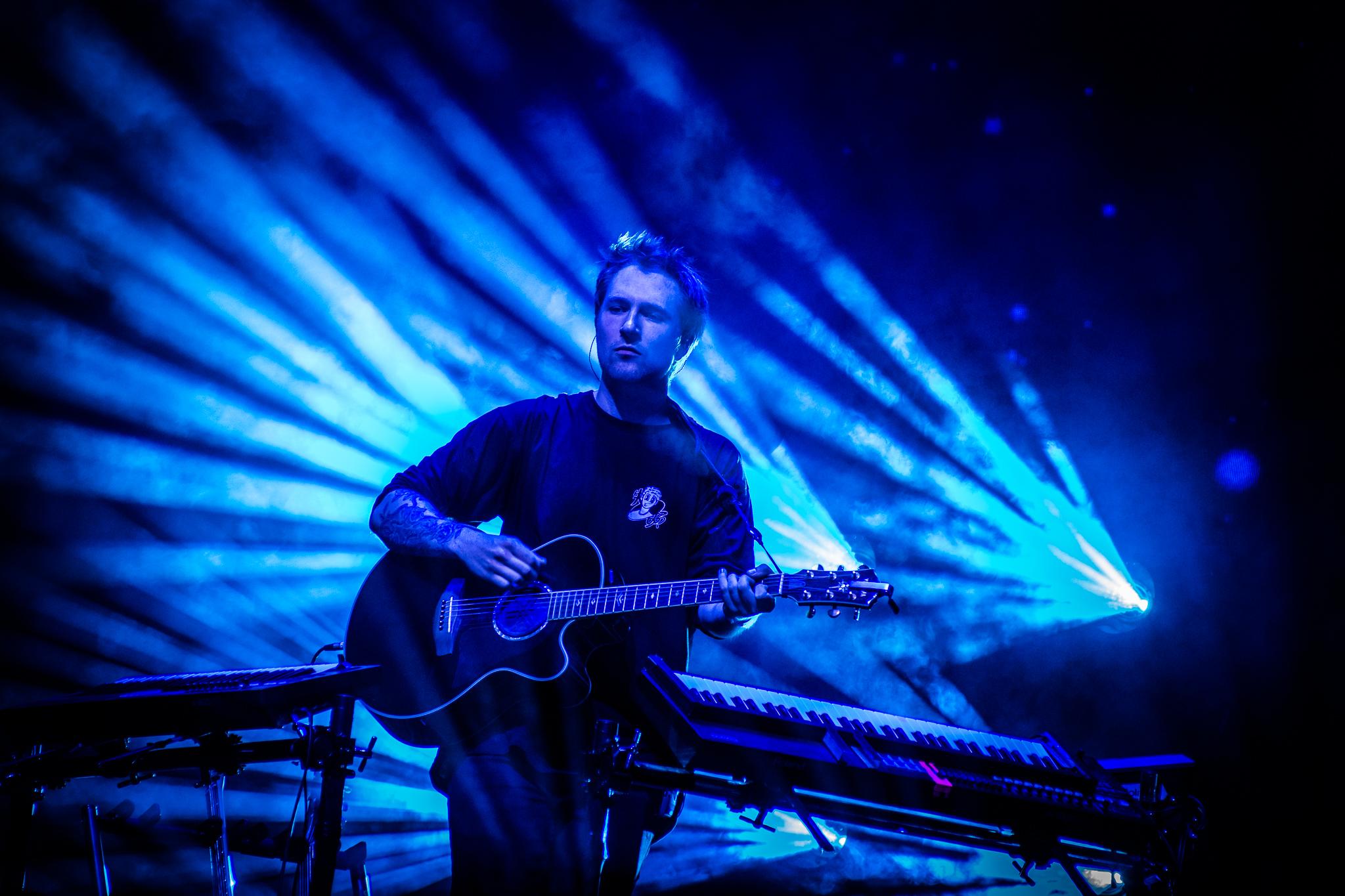 Lost Frequencies @ Suikerrock 2018 (© Timmy Haubrechts)