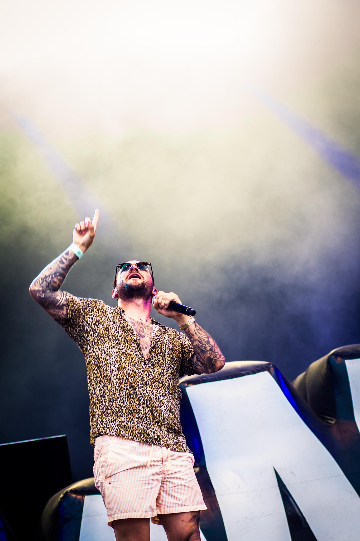 Kraantje Pappie @ Suikerrock 2018 (© Timmy Haubrechts)