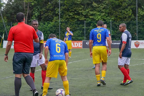 Redemptoris Mater - Collegio Franco Belga 7-0